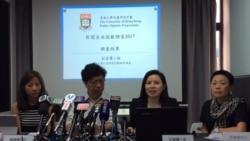 香港一记者采访汶川大地震十周年活动期间被打