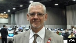 Dr. Julio Montaner, BC Center for Excellence in HIV/AIDS. (De Capua)