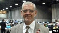 Dr. Julio Montaner, BC Center for Excellence in HIV/AIDS. (De Capua)