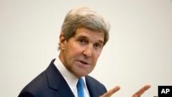 Menlu AS John Kerry (Foto: dok).