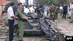 Теракт (архивное фото)