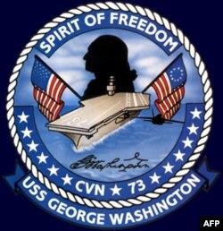 乔治.华盛顿号舰徽