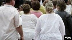 Mississippi es el estado con más obesos y Montana tiene el índice más bajo.