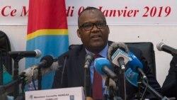Nouvelles sanctions américaines contre les autorités de la Céni
