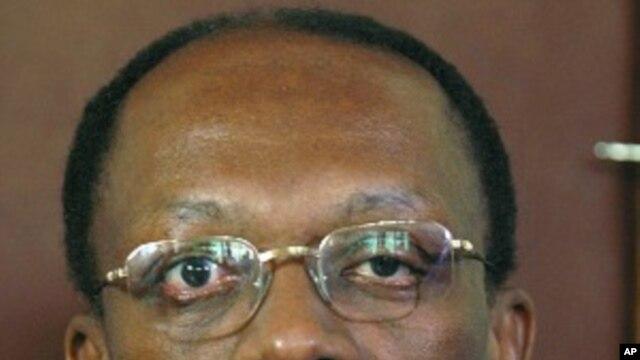 Former Haitian President Jean-Bertrand Aristide (file photo)