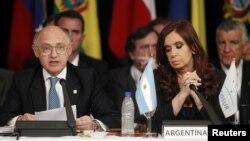 La suspensión de Paraguay fue acordada por los presidentes de los otros tres miembros del bloque en una cumbre en Argentina.