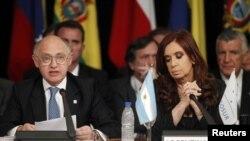 El canciller agentino Héctor Timerman aseguró que será una negociación dentro del marco de la ley cuyo propósito es hallar y castigar a los responsables del ataque terrorista.