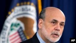 Chủ tịch Cục Dự trữ Liên bang Ben Bernanke