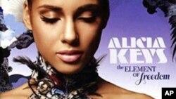 美国歌手Alicia Keys