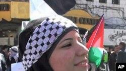 عرب دنیا کو اپنی لپیٹ میں لینے والی احتجاجی لہراب فلسطینی علاقوں تک پہنچ گئی