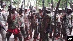 Mayakan tsagerun Niger Delta