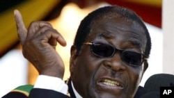 Zimbabwean President Robert Mugabe (File Photo)