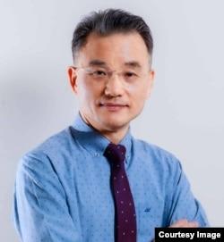 台中修平科技大學觀光休憩管理系副教授金尚浩 (照片提供:金尚浩)