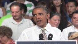 """Obama: """"Romney no tiene plan para crear empleos"""""""