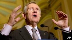 El senador Harry Reid, de 74 años, sufrió un ataque de apoplejía leve en 2005.