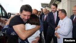 Hakan Atilla 24 Temmuz 2019'da Türkiye'ye dönmüştü