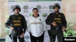 No es la primera vez que Roberto Pannuzzi tiene alianzas con narcotraficantes colombianos, desde la época de Pablo Escobar ya tenía negocios con el cartel de Medellín.