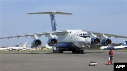 В горах Афганистана разбился грузовой самолет азербайджанской авиакомпании