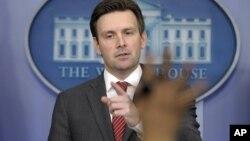 El vocero presidencial Josh Earnest dijo que el gobierno espera un desenlace positivo.