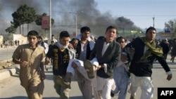 Afganistan'da Amerika Karşıtı Gösteride 12 Kişi Öldü