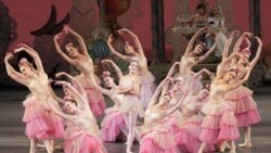 "A publicity photo of the New York City Ballet's production of ""The Nutcracker."" The production was shown live last month in hundreds of movie theaters nationwide. The ballet company joins a growing trend of HD transmissions of cultural events in movie the"