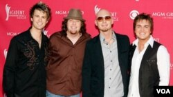 Eli Young Band se incorporó a Republic Nashville Records, el sello grabador que con apenas dos años de antigüedad, también incluye a Martina McBride, Sunny Sweeny y The Band Perry.