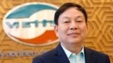 Quyền Chủ tịch kiêm Tổng Giám đốc Viettel Lê Đăng Dũng tại văn phòng của ông ở Hà Nội, 4/1/2019.