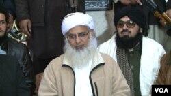 Nhà lãnh đạo Hồi giáo Maulana Abdul Aziz