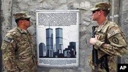 Američki vojnici u bazi u Jalalabadu (File)
