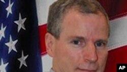 رابرت فورد سفیر ایالات متحده در دمشق