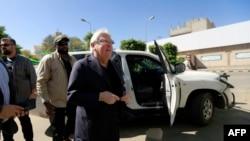 BM Yemen Özel Temsilcisi Martin Griffiths