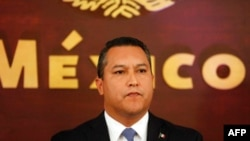 Meksika'da İçişleri Bakanı Öldü