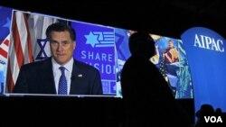 Mitt Romney dijo que lo único que respetan los tiranos es la voluntad y el poderío de EE.UU.
