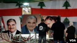 Mantan Perdana Menteri Rafik Hariri tewas dibunuh pada tanggal 14 Februari 2005 (foto: dok). Pembunuhannya hingga kini menjadi sumber ketegangan antara Lebanon dan negara tetangganya, Suriah.