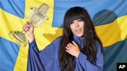 Шведская певица Лорин, победительница конкурса «Евровидение-2012»