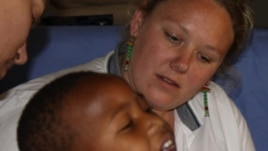 There are many cases of pediatric cerebral palsy in Oliver Tambo District in South Africa (Photo:D.Taylor)
