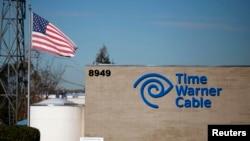 Oficinas de Time Warner Cable en San Diego, California.