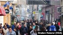 Arhiv - Ferhadija, ulica u centru Sarajeva