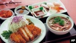 Ahli kebugaran Harley Pasternak percaya orang tersehat di dunia adalah orang Jepang, berkat diet yang kaya ikan, kedelai, rumput laut dan teh hijau. (Foto: ilustrasi).
