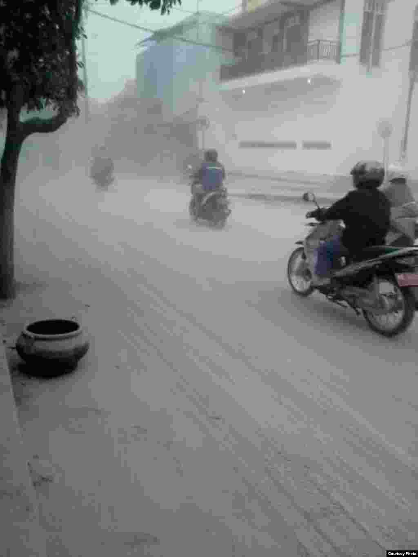 Magetan, Jawa Timur. Foto kiriman Hanum Ertya.