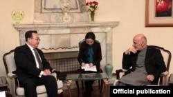 د چین د بهرنیو چارو وزارت مرستیال ویلي، افغانستان سیمې ته ستراتيژيک اهمیت لري.