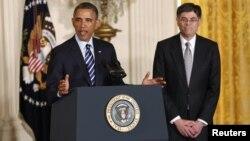 Prezident Obama nazarida Jek Lu Vashingtondagi eng qobil shaxslardan biri