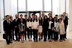 [뉴스풍경 오디오] 프린스턴대 학생들, 백악관에 북한인권문제 공개서한