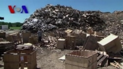 One Man's Trash is Another Man's... Business? (VOA On Assignment July 19)