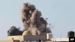 NATO počeo neprekidne izviđačke letove nad Libijom