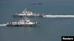 Tàu tuần duyên Hàn Quốc. (Ảnh tư liệu)
