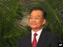 政治局常委、国务院总理温家宝(资料照片)