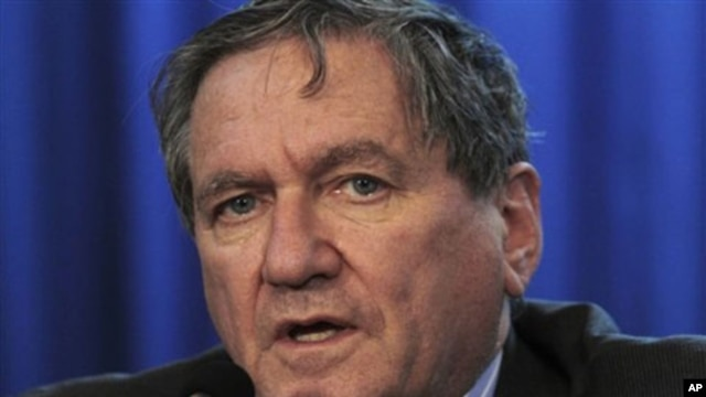 Richard Holbrooke (file photo)