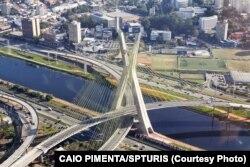 Ponte Estaiada foto de Caio Pimenta