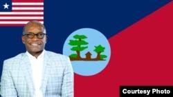 FILE - Robert Sirleaf, Liberian President Ellen Sirleaf's son.